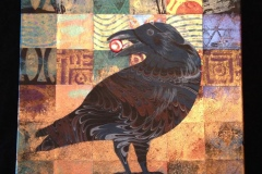 Zorko-Raven-mixed-media